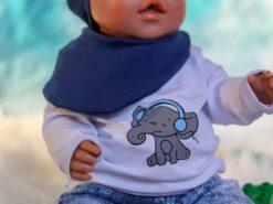 Adventskalender machwerk design elefant lalafant musik
